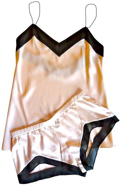 Vestir-a-la-Moda...  --BRULEE Boudoir Cami & Boudoir Short
