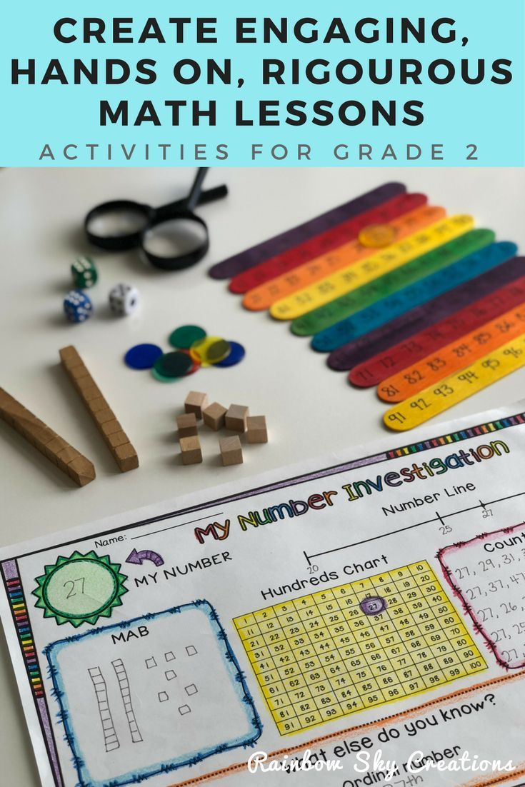 Hands-on Number Activities designed to provide you and your students with hands-on, differentiated activities to build place value and number skills, as well as reflection activities and open-ended problem-solving tasks suitable for Grade 2. #aussieteachers #mathresources #tpt #teacherspayteachers