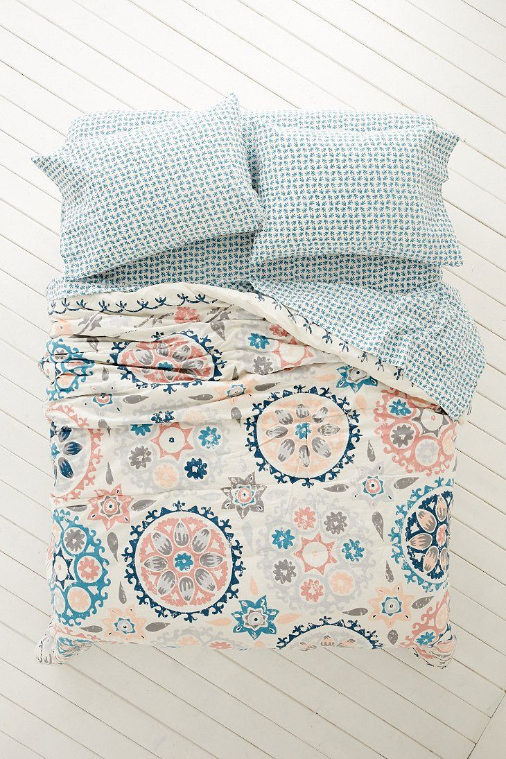 Plum & Bow Tamara Suzani Bed-In-A-Bag Snooze Set - Urban Outfitters