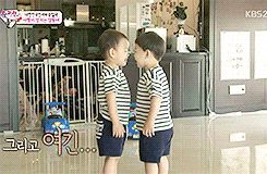 Minguk and Manse - Hug and reconcile, hug and reconcile | The Return of Superman