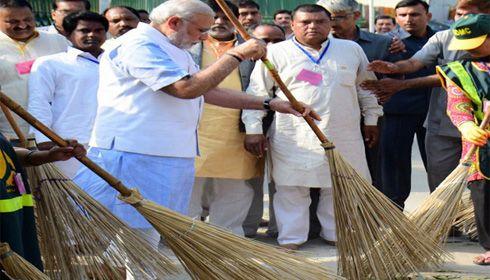 Will Modi's broom sweep away legal cobwebs?
