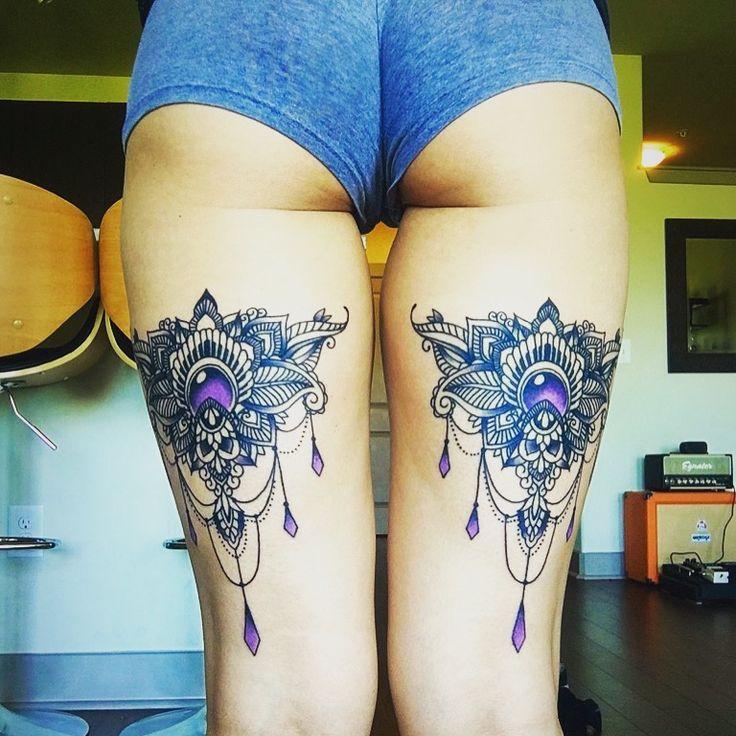 Best 25+ Chandelier tattoo ideas on Pinterest | Mandala tattoo ...