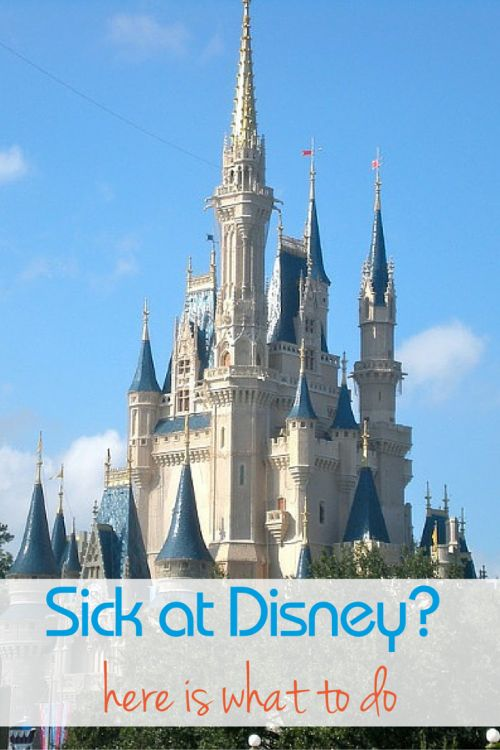 Sick at Walt Disney World?: Emergencies and illnesses sometimes happen, even on a magical Disney vacation. Find out about Walt Disney World's first aid stations and how the park handles medical emergencies so you can keep your family healthy on your next vacation.