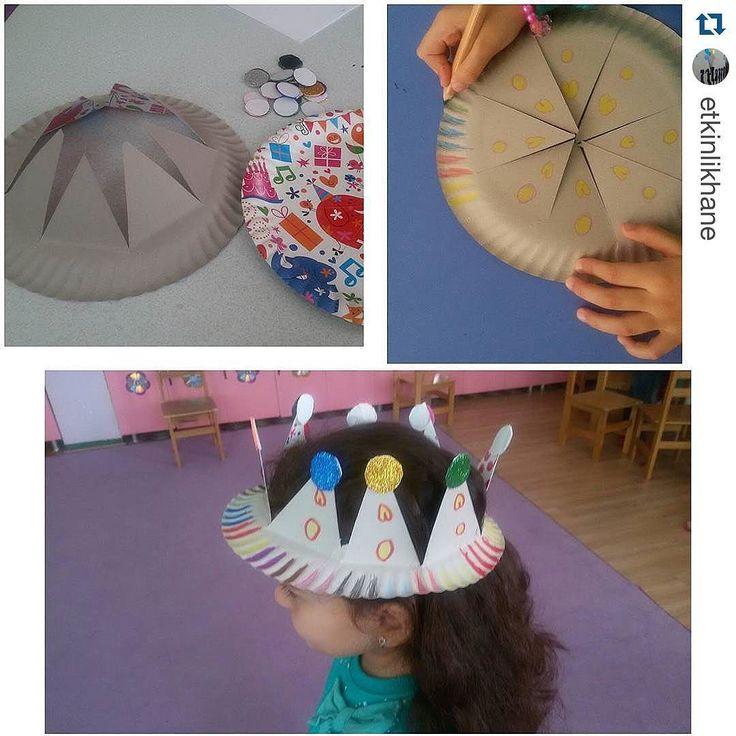 @etkinlikhane Karton tabaktan oldukça pratik ve şirin şapkalar... #iyilikdamlaları #sanatetkinlikhane #sapkayapimi #kartonkagit #sapkaetkinligi #etkinliktavsiyesi #etkinlikpaylasimi #okuloncesi_etkinlik #anasınıfı #preschool #kindergarten #kids #craft #etkinanne #etkinlikhane #annekız #annebebek #annecocuk #iganneleri #instagramanneleri #uykusuzanneler #okulöncesi #oyun #oyunzamanı #günaydın #şapka #diy