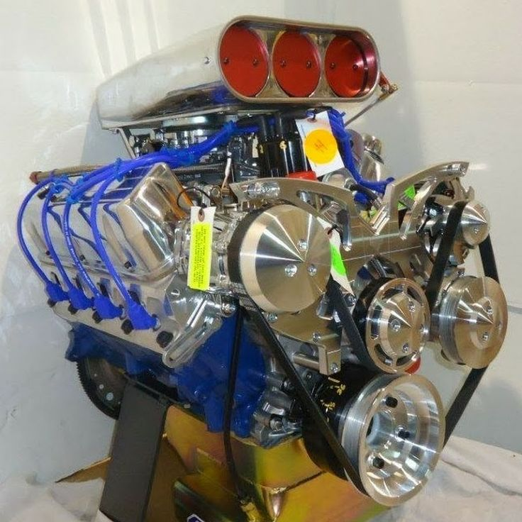 Ford Engine Videos