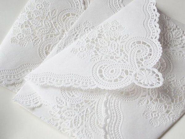 faire part mariage proche style en dentelle toute blanche - Faire Part Mariage Pas Cher Oriental
