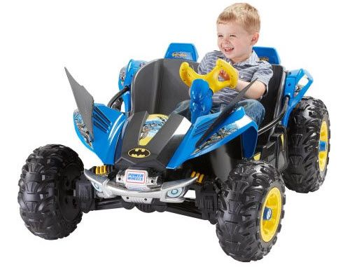 Power Wheels Batman Dune Racer 12-Volt Ride-On $199 - http://www.swaggrabber.com/?p=248932