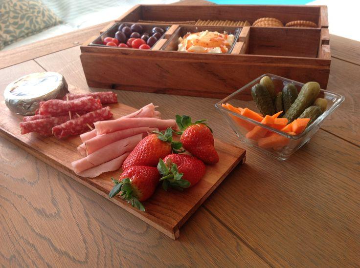 Mezze Platter designed by Lindsay Martin