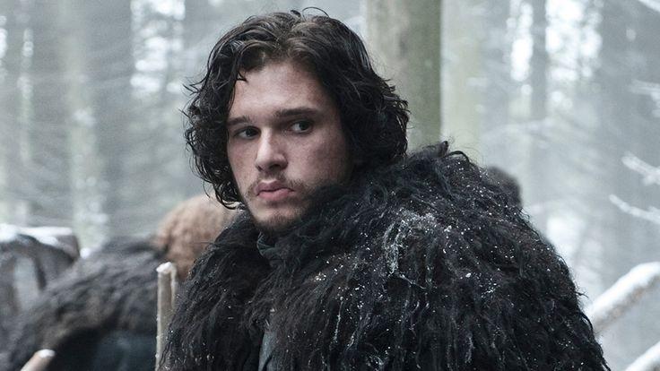 Jon Snow, Game of Thrones http://urbangirl-actualites.fr/cinema/saison-4-game-of-thrones/