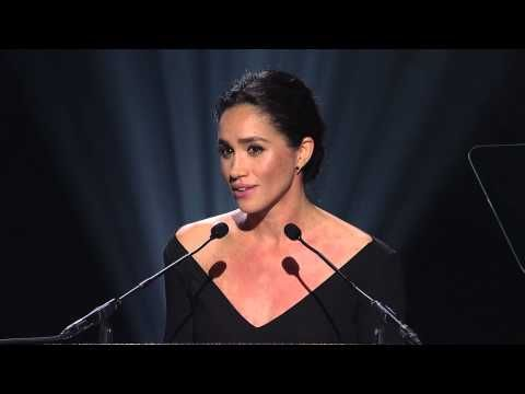 """girls with dreams grow up to become women with vision."" -Meghan Markle UN Women"