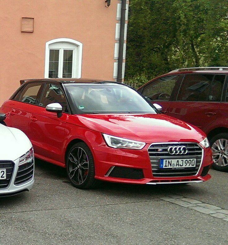Audi S1 Real Fun Car Travel Pinterest