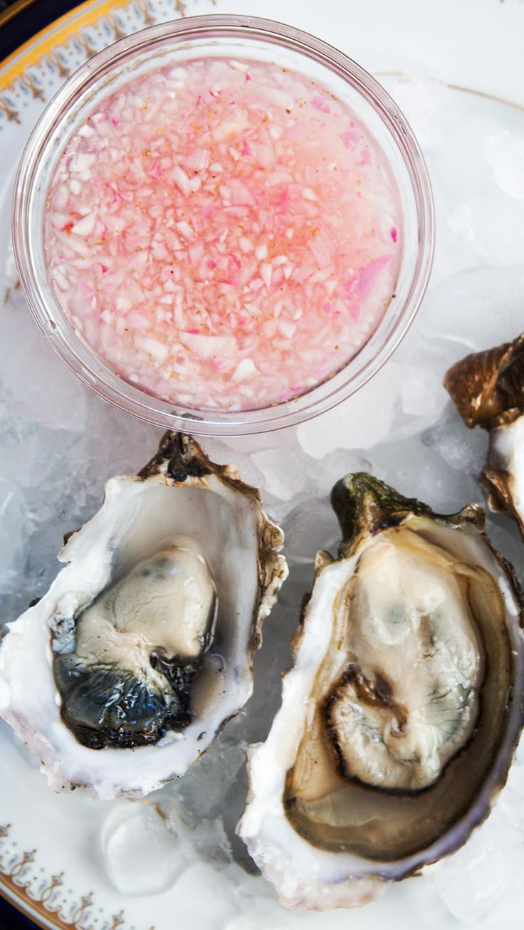 A perfect tangy sauce to accompany oysters! Use like lemon juice with just a little dab on each oyster. On SimplyRecipes.com
