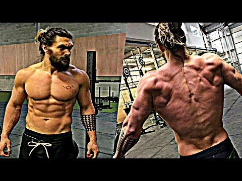 Jason Momoa Workout 2016 | From Aquaman & Game Of Thrones