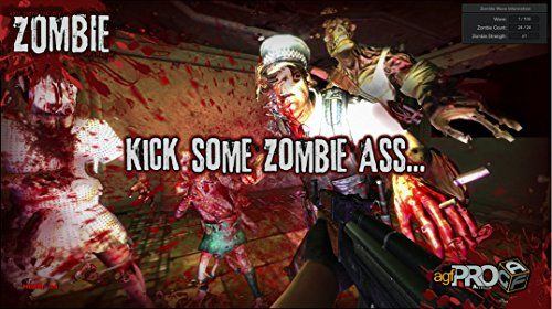 Zombie FPS Player DLC [Online Game Code] @ niftywarehouse.com #NiftyWarehouse #Zombie #Horror #Zombies #Halloween