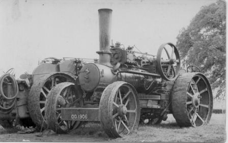 Aveling & Porter Ploughing Engine - The National Traction Engine Trust