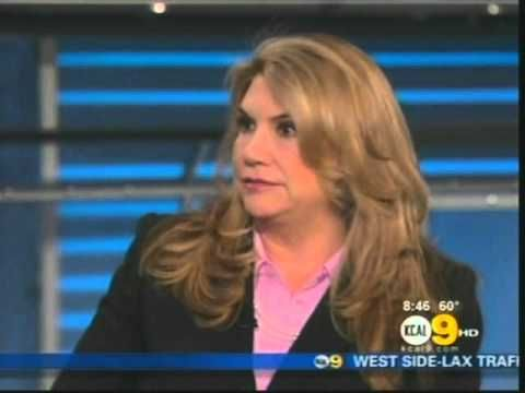 TV Interview with author, Martine Ehrenclou about her book, The Take Charge Patient KCAL 9 News