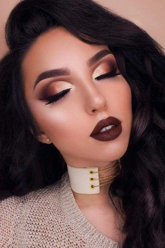 Prom Makeup For Brown Eyes: Best 25+ Makeup Looks Ideas On Pinterest
