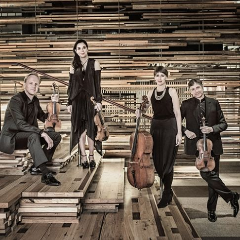 MSO String Quartet at monash Friday 31st March