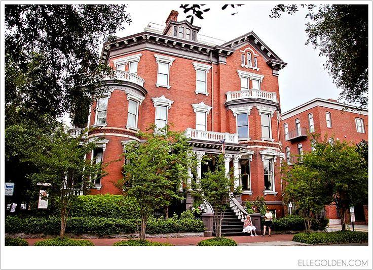 The Kehoe House Savannah Ga