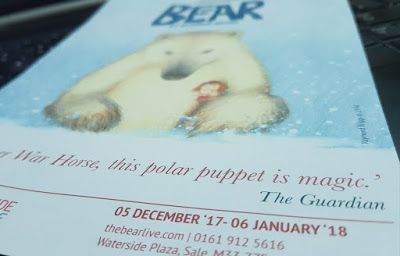 The Brick Castle: The Bear - Waterside, Sale, Manchester Theatre Review
