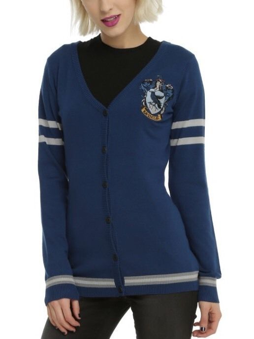 Harry Potter Ravenclaw Cardigan Cosplay Size Medium Sold Out Rare With Tags!
