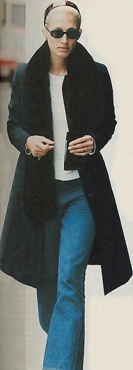 Carolyn Bessette Kennedy: Forever-Chic