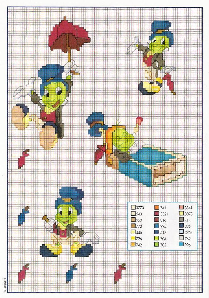 Grilo Falante (Fable of Pinocchio)