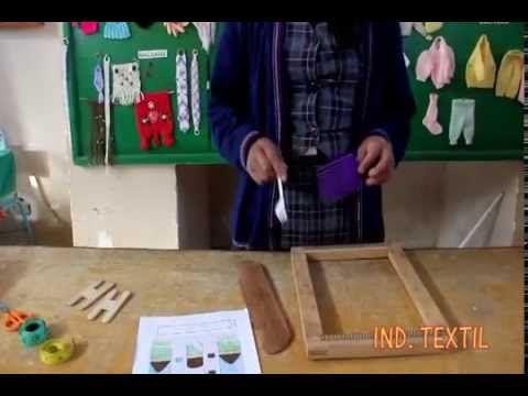 Proyecto: Tapices en Diferentes Técnicas de Telar