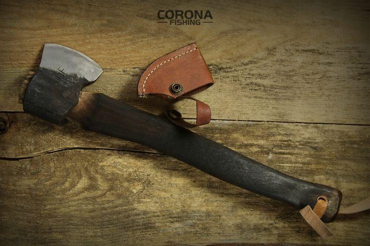 Siekiera handmade Trisil - podstawowe narzędzie obozowe #outdoor #survival #bushcraft #camping #biwak #ognisko