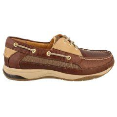 This is one of the Best Men's Boat Shoes with excellent Non-Slip soles.  They feature Genuine Hand-Sewn construction, Plush lining for the best comfort and fit.