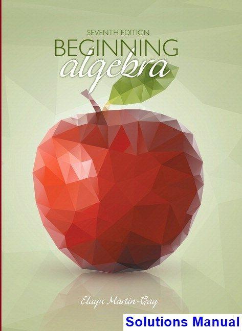 beginning and intermediate algebra 6th edition martin gay pdf