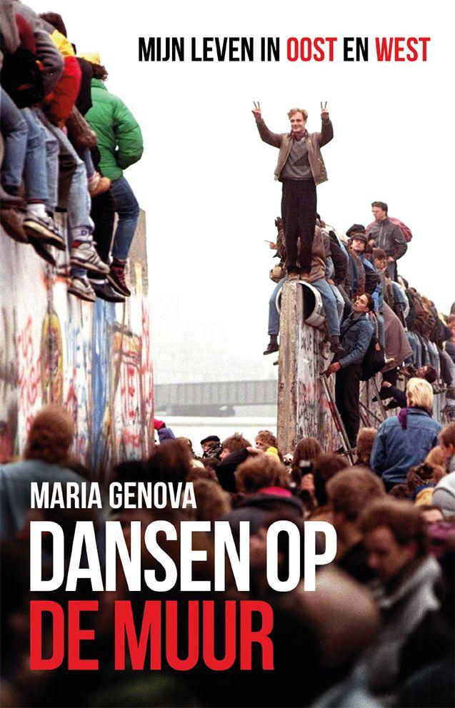Een verhaal over leven in communistisch Europa: de verschillen tussen Oost en West, maar ook de vreemde vooroordelen langs beide zijden. >> Dansen op de muur - Maria Genova - Just Publishers - 160 pag. - € 16,95 - ISBN 9789089756107