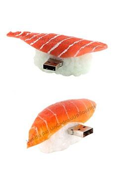 1000 images about cl s usb humoristique en forme de nourriture on pinterest usb sushi and. Black Bedroom Furniture Sets. Home Design Ideas