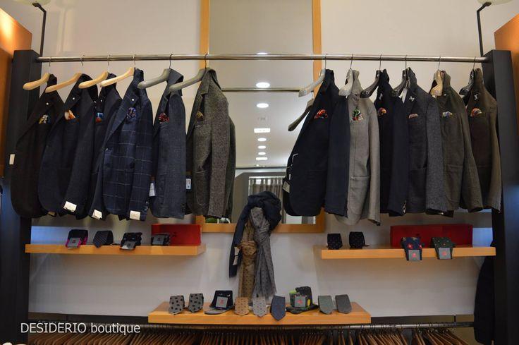 DESIDERIO boutique - L.B.M. 1911, CIRCOLO 1901, AT.P.CO