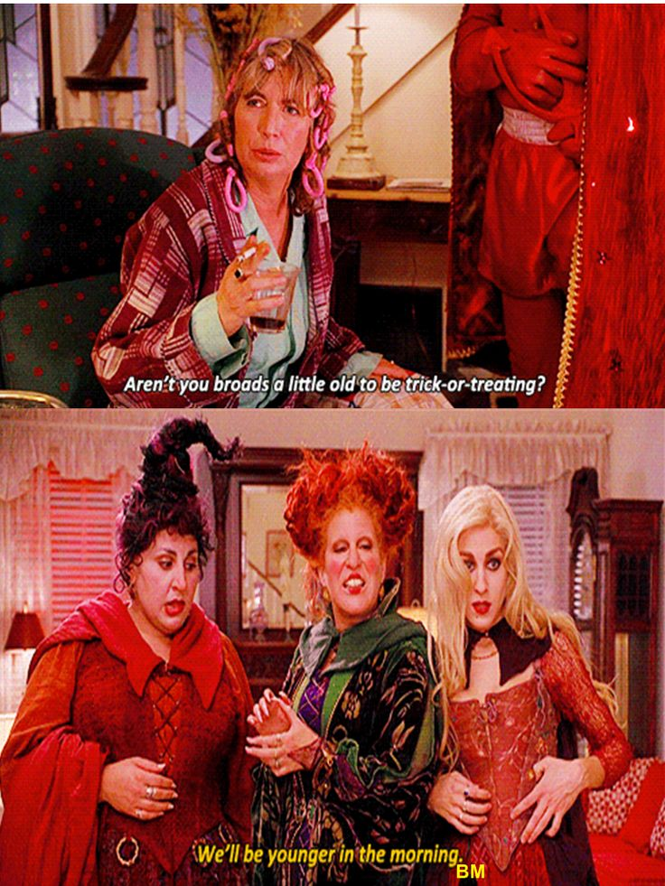 Hocus Pocus. Very underrated!