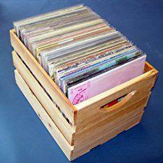 Ana White | DIY LP Vinyl Record Storage Box with Wheels  - DIY Projects