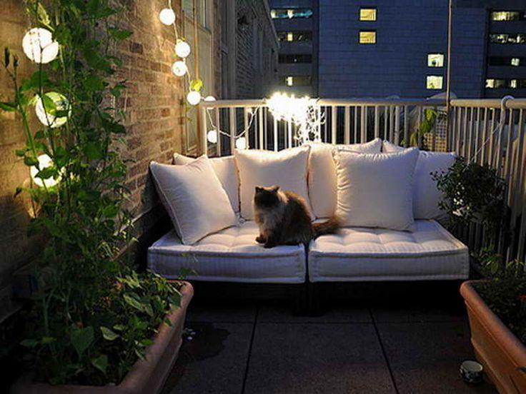 15 The Best Balcony Decorating Ideas - Always in Trend | Always in Trend