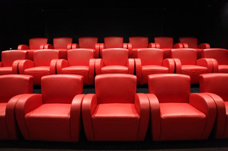 Billnäs Ironworks auditorium
