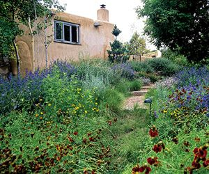 Hydrozoning. This means organizing plants in your landscape based on their watering needs.Create A Water-Wise Landscape