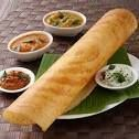 Have you tried our Dosas?  Dosas require 15-20 minutes of preparation time. Served with tomato and coconut chutney and sambar.  Plain Dosa: $4.99 Crispy crepe made with lentil and rice flour.  Masala Dosa: $6.99 Stuffed with potatoes.  Spring Dosa: $7.99 Dosa stuffed with spring vegetables and potato masala. | Sitara India is a North and South Indian Cuisine Restaurant located in Ogden, UT! www.sitaraindia.com or call (801) 621-2455 for more information!
