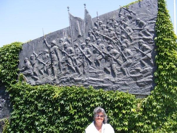 Anzac Memorial, Anzac Cove, Turkey