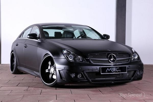 mercedes cls 500 amg look at the freakin wheels!