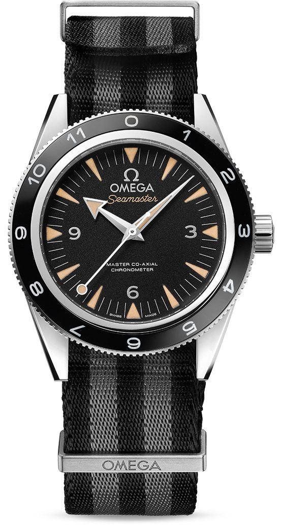 Omega Seamaster 300 Spectre 007 Limited Edition 41 mm