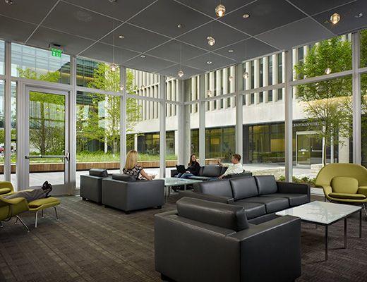 Shelton Mindel SM2 Lounge Collection Creates An Optimally Scaled Furniture  Landscape Based On The Cube