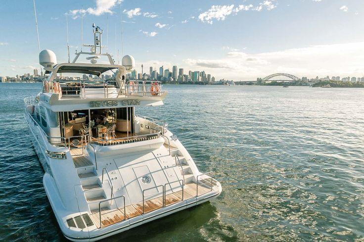 Luxury Boat Charter Sydney