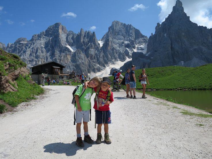 Escursione sul Castellazzo - per grandi e piccini