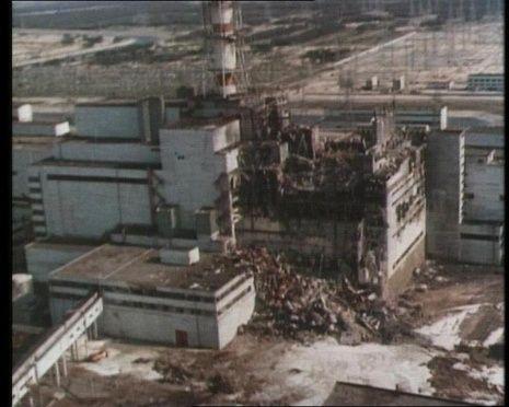 Kernramp Tsjernobyl