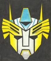 Autobot Insignia -  Nebula Prime OC (AU) by LadyIronhide