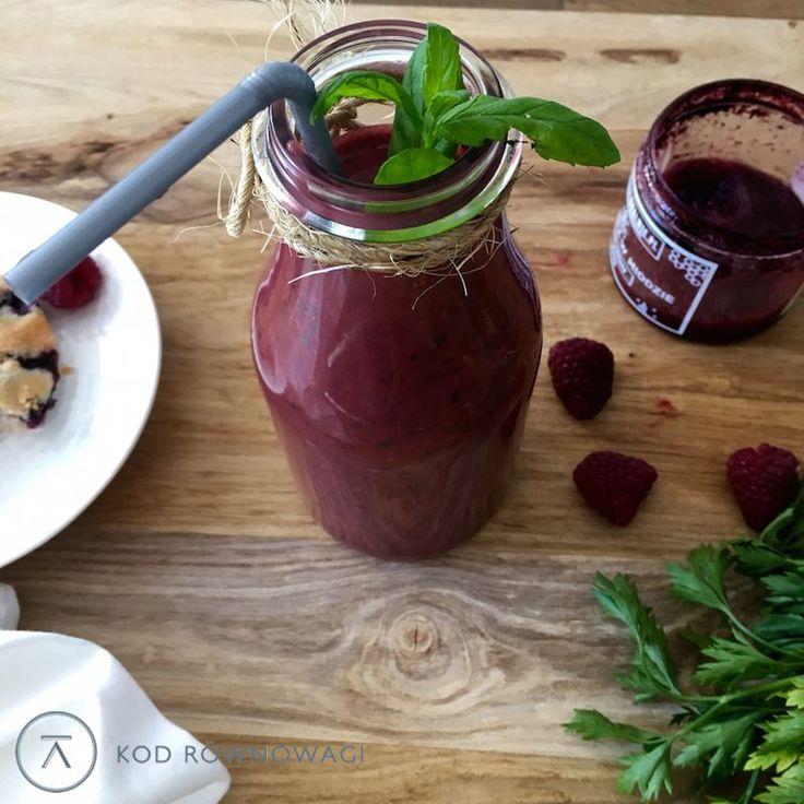 Smoothie na śniadanie – zdrowe i pożywne, z pierzgą #smootkie #koktajl #dairyfree #hashimotodiet #insulinooporność #insulincontrol