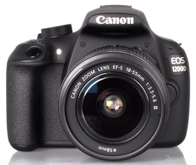 Canon EOS 1200D - SLR for beginners